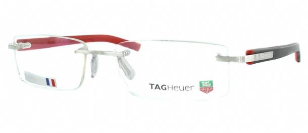 3ec6adb7ef2 Tag Heuer 8109 Eyeglasses
