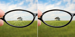 TMF: Removing Anti-Reflective Coating From Eyeglasses / Living