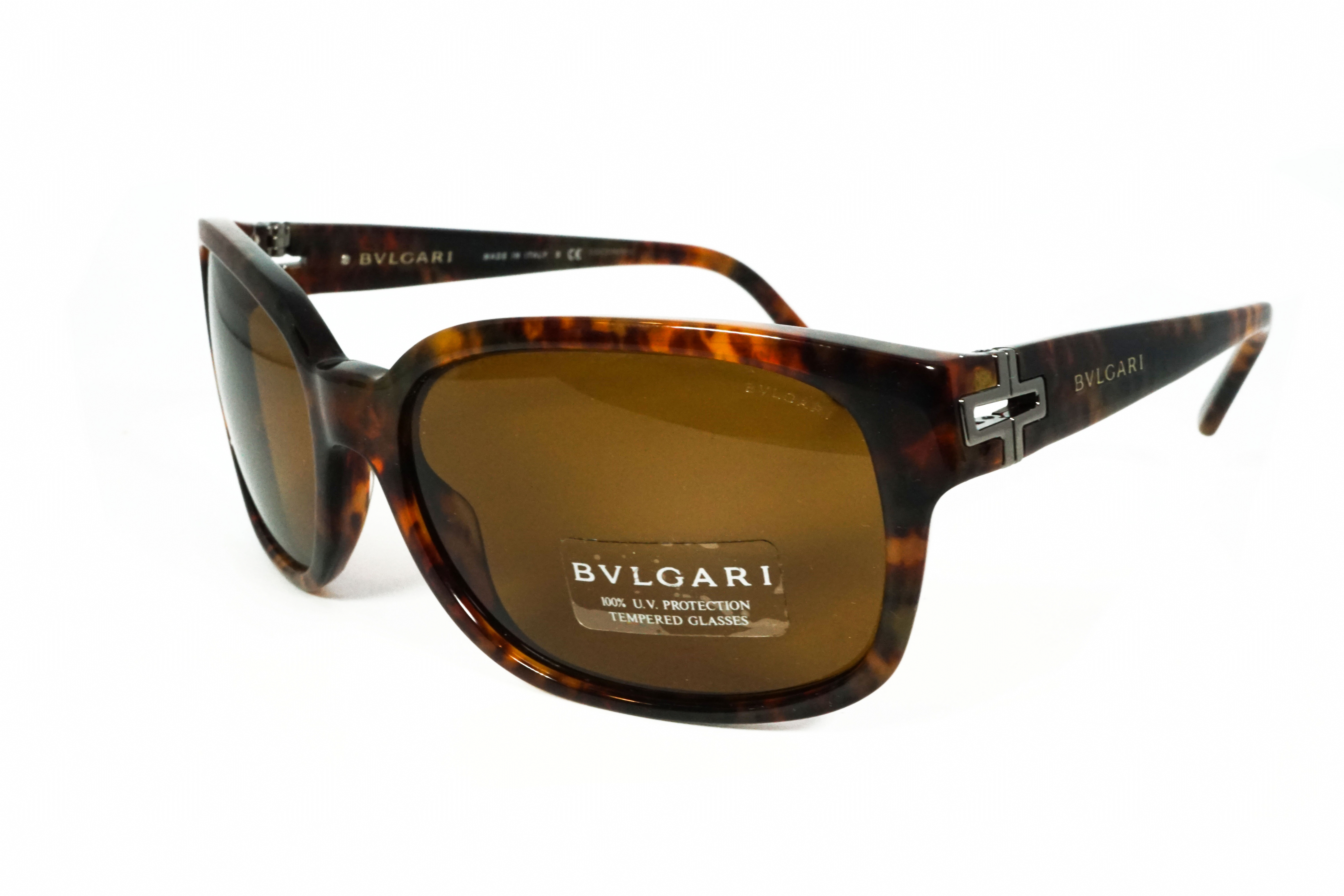 BVLGARI Sunglasses 7006 in color 502933 at Sears.com