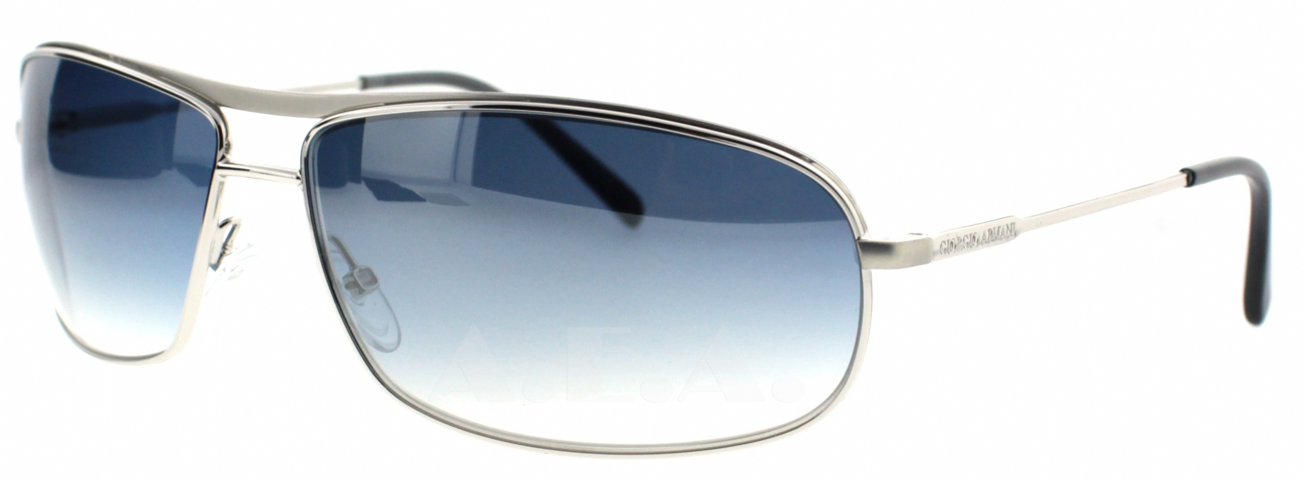 GIORGIO ARMANI Sunglasses 915/S 0010 Palladium 65MM