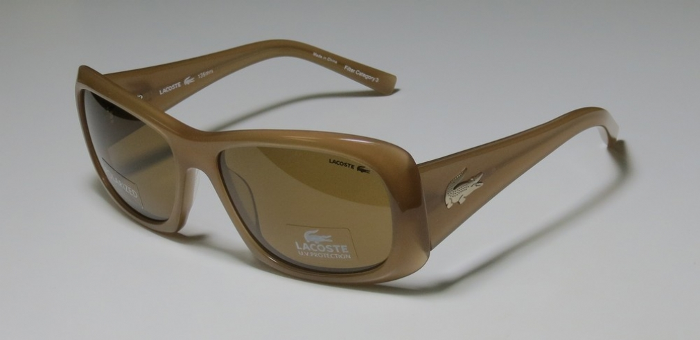 LACOSTE Sunglasses 12614P in color BR at Sears.com