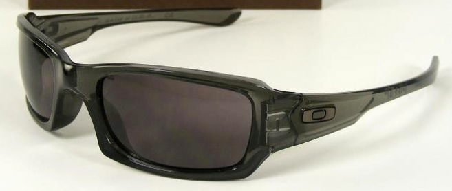 baf4091dfe Oakley Ducati Fives Squared Matte Black Polarized