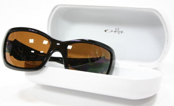 oakley ravishing sunglasses brown sugar  click on image to zoom