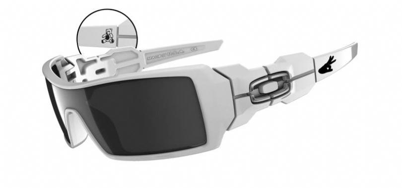 Oakley T Pain Signature Series Oil Rig Sunglasses