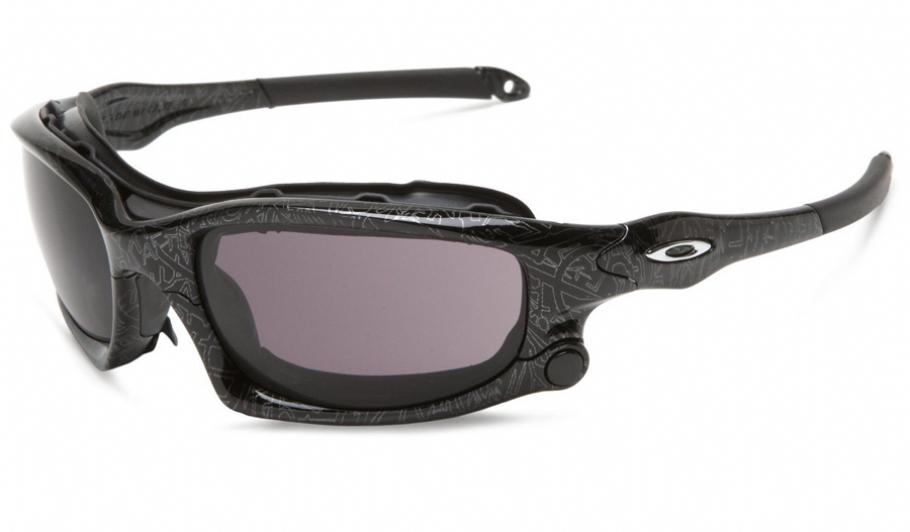 óculos Oakley Wind Jacket Matte Black   Louisiana Bucket Brigade a9ea28e317