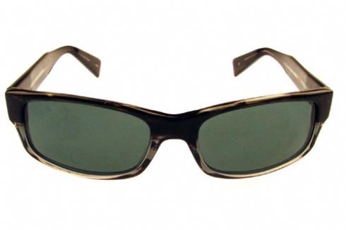 e322d070a9 Oliver Peoples Lykos Vfx Polarized Sunglasses