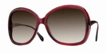 OLIVER PEOPLES Sunglasses ZAYA in color BOR at Sears.com