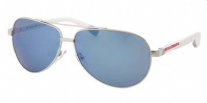 PRADA Sunglasses SPS51N in color 1BC9P1 at Sears.com