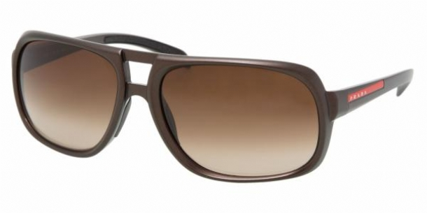PRADA Sunglasses SPS06L in color 7Y26S1 at Sears.com