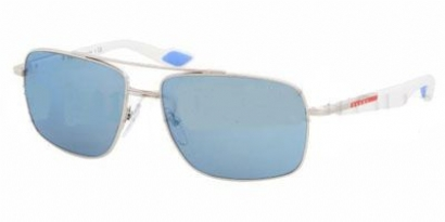 PRADA Sunglasses SPS51M in color 1BC9P1 at Sears.com