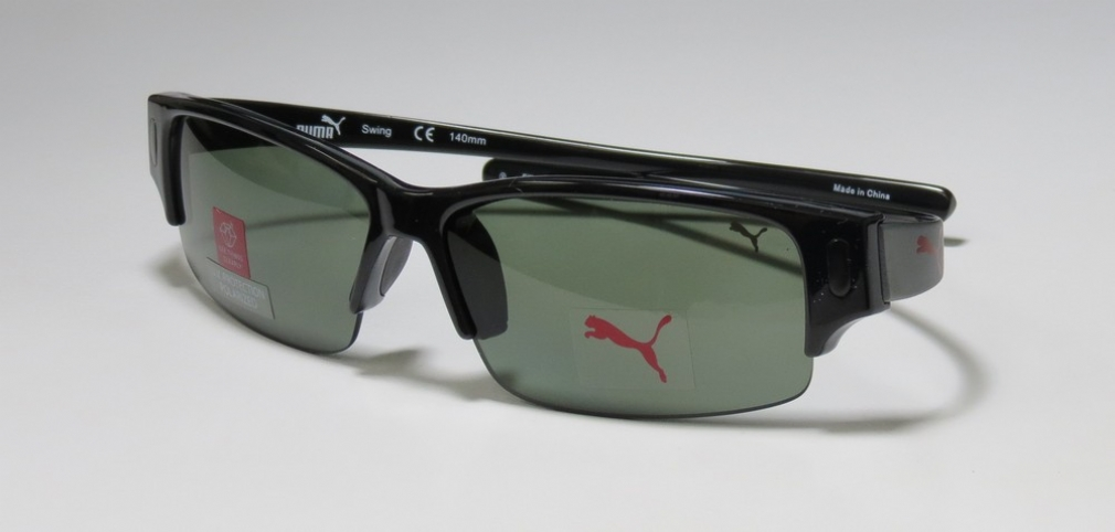 PUMA Sunglasses 15122P SWING in color BK at Sears.com