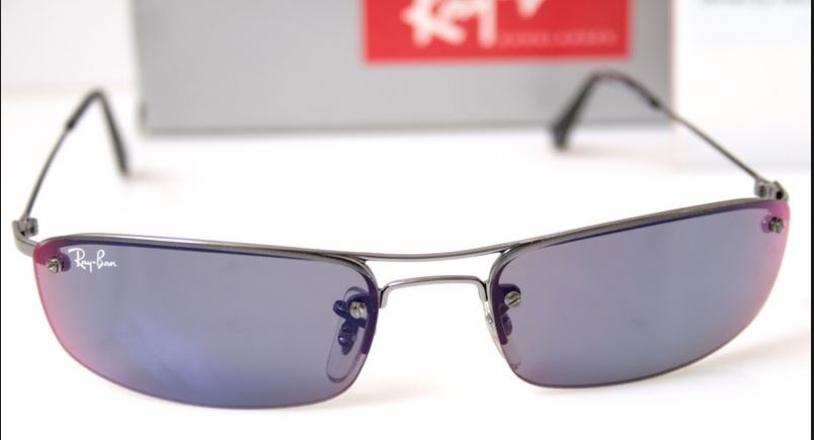 6f0780a403 Ray Ban 4061 Polarized Sunglasses