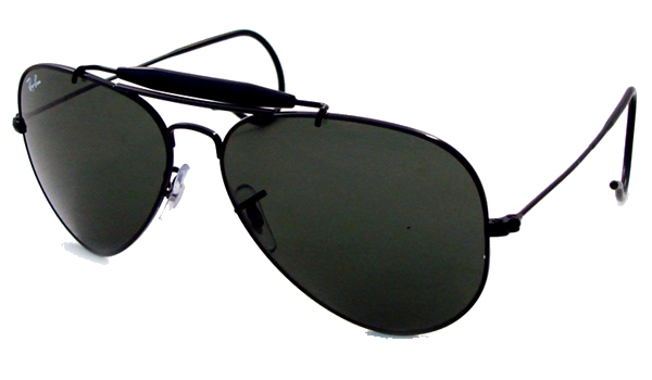 RAY BAN Sunglasses RB 3030 L9500 Black 58MM