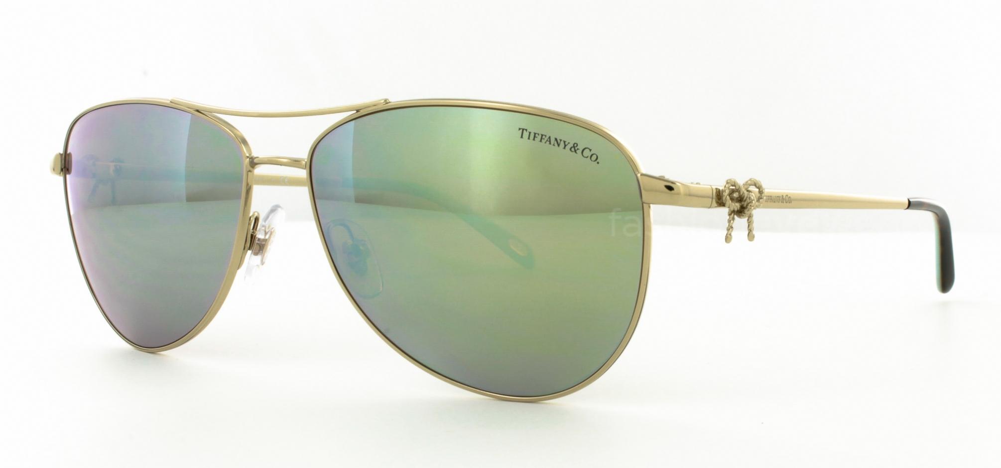 ae2a052c5b86 Tiffany 3044 Sunglasses