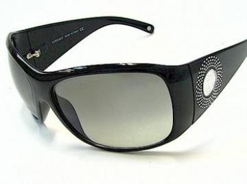 6cd0ce3db0 VERSACE 4133B GB111 GB111 shiny black