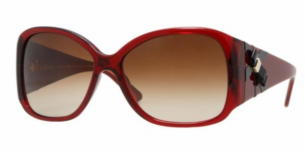 VERSACE Sunglasses 4171 in color 38813 at Sears.com